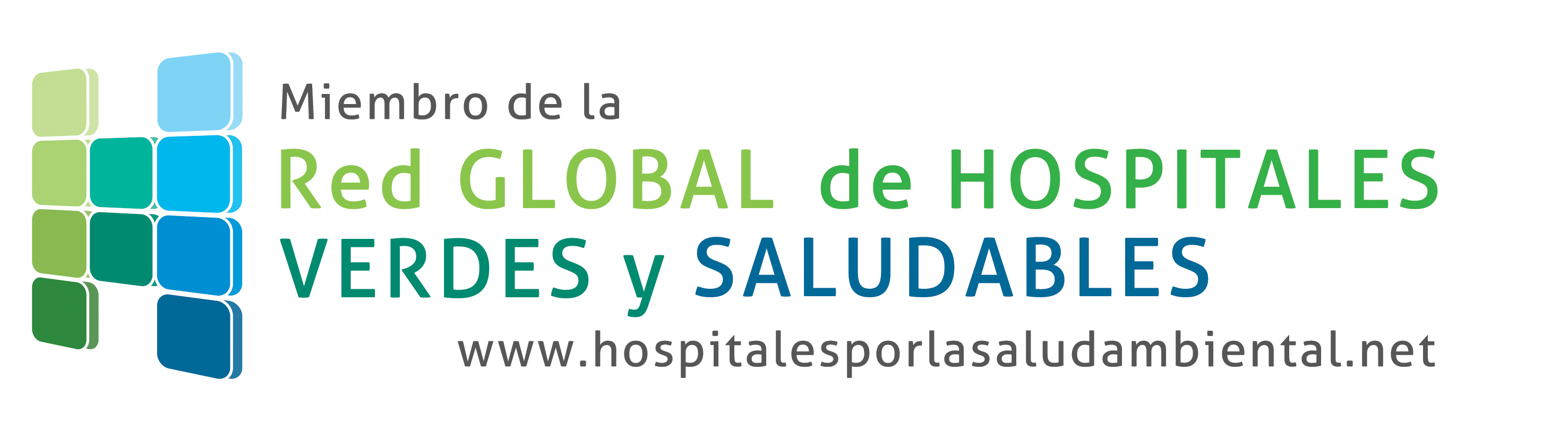 miembro de la Red Global de Hospitales Verdes y Saludables